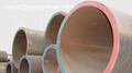 ASTM A335 P9 seamless alloy steel pipe 3