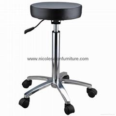 Beauty stool/hair cutting stool/master stool/saddle stool/bar chair