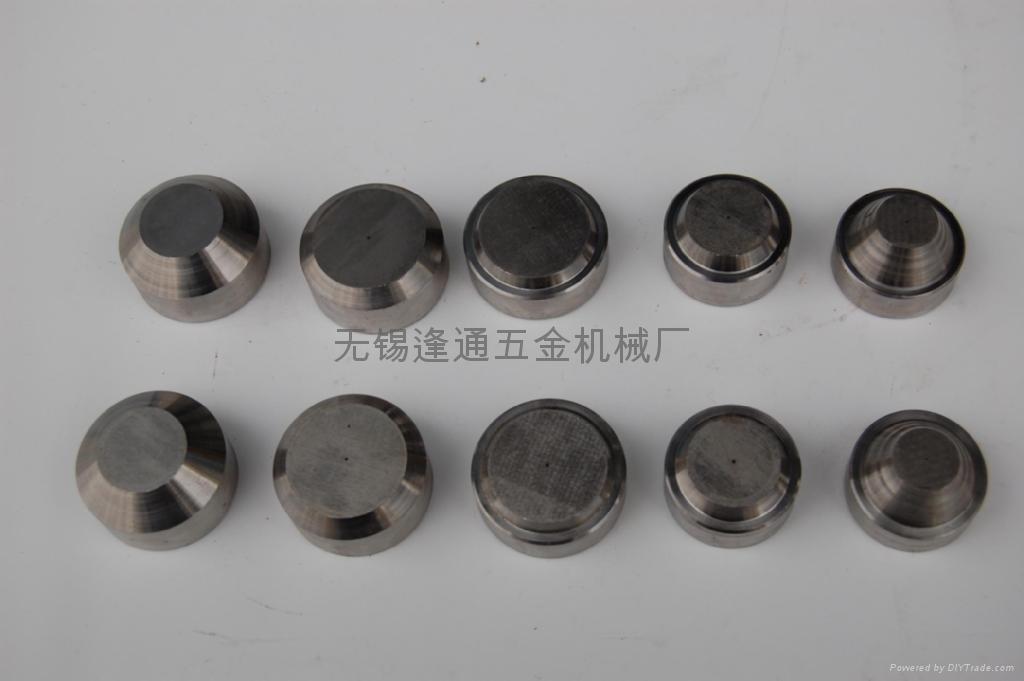 銅連續擠壓機配件-模具300 2
