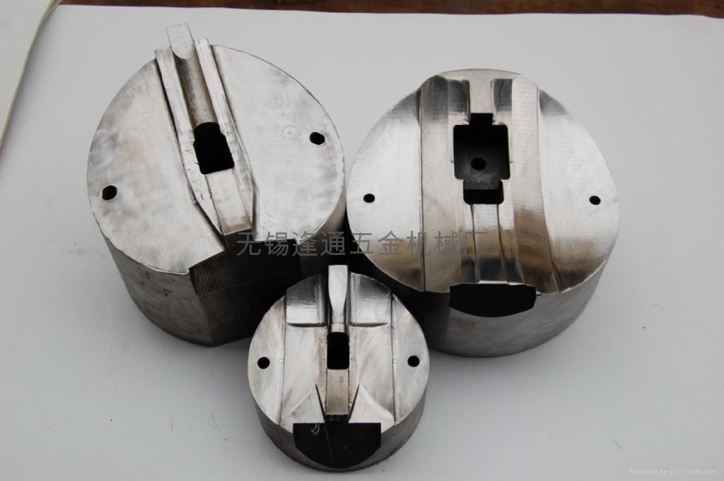 連續擠壓機配件-腔體350 1