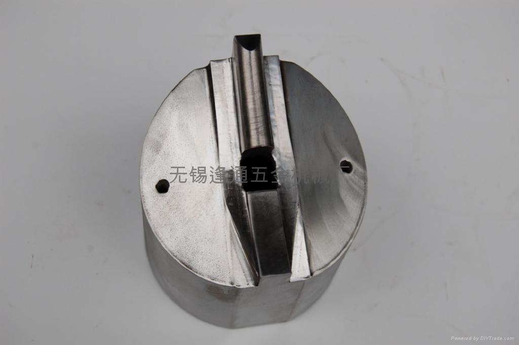 連續擠壓機配件-腔體350 2