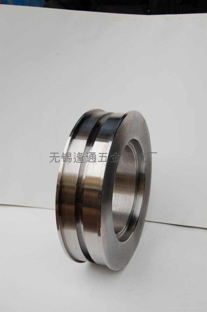 擠壓機配件-擠壓輪250 1