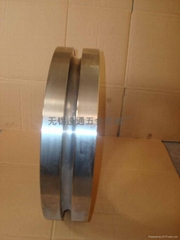铜连续挤压机-挤压轮400