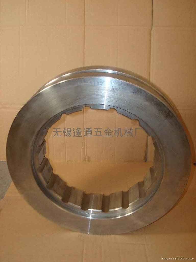 Extrusion Wheel 550