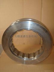 銅連續擠壓機-擠壓輪550