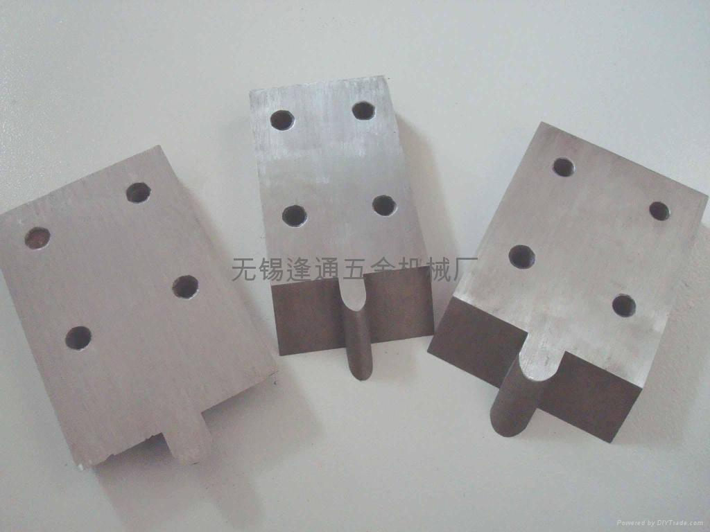 銅連續擠壓機配件-刮刀350 1