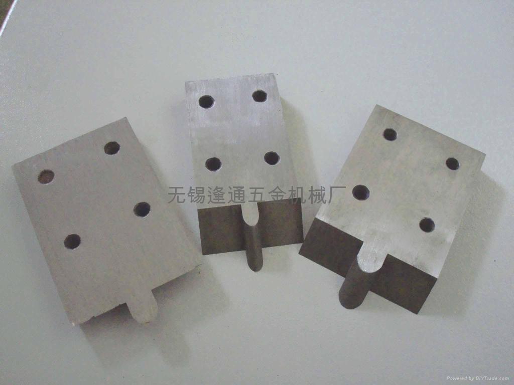 銅連續擠壓機配件-刮刀285 1