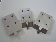 铜连续挤压机配件-刮刀285