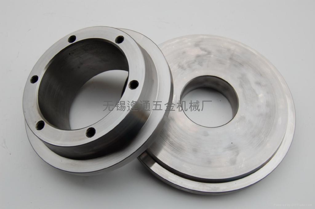 連續擠壓機配件-壓實輪 1
