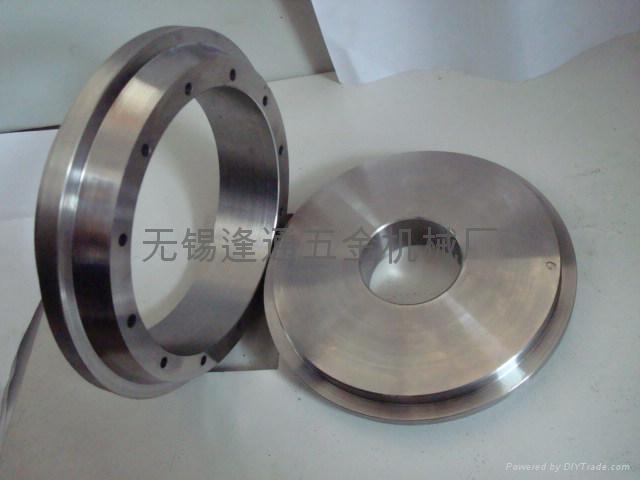 連續擠壓機配件-壓實輪 2