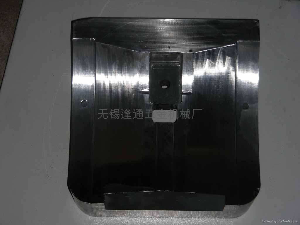 銅連續擠壓機-腔體550