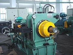 Continuous Extrusion Process Principle