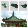 Chinese Traditional Roof Tiles For Buddhist Temple Gl001