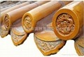 Chinese traditional roof tiles for