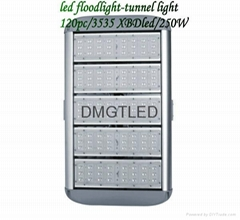 led floodlight-tunnel light 200W/240W IP66 NEW (3535/XBD LED)