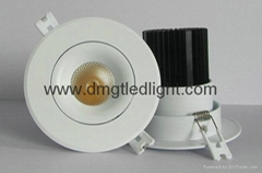 "2"" LED Ceiling lamp 9W COBled C1 Series"