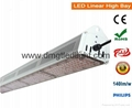 IP65 LED Linear Warehouse Light 100-900W
