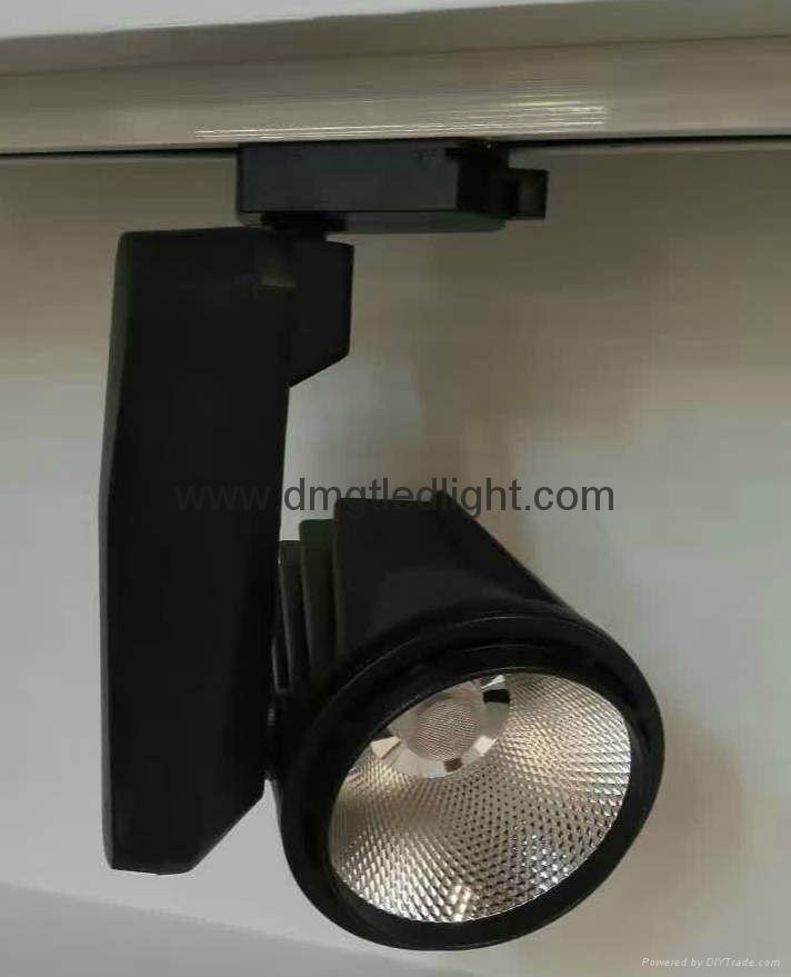 LED Track Light 35W COBled 3 phase 1