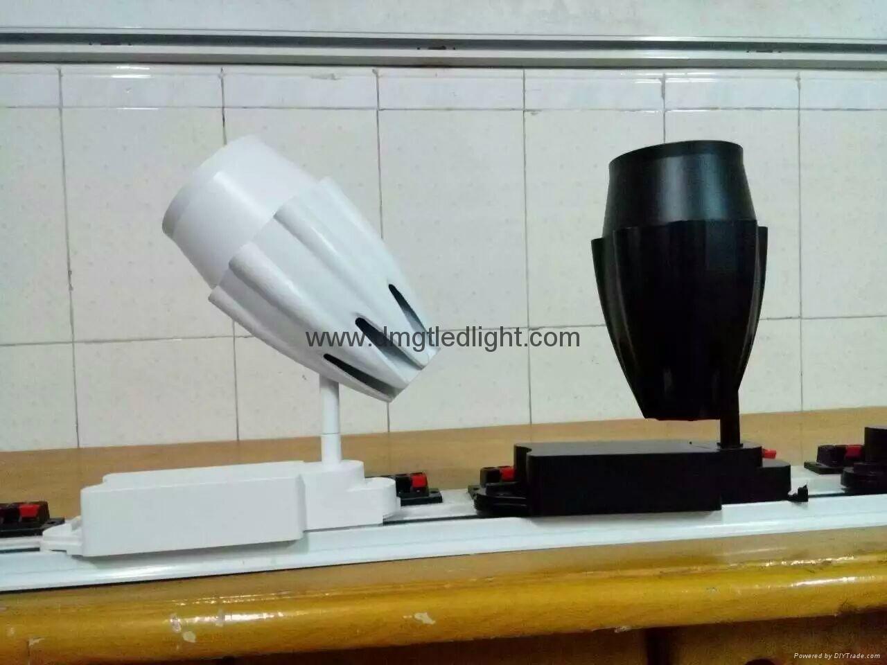 LED Track Light 35W COBled 3 phase 3