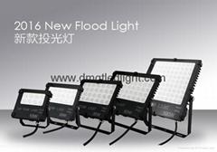 LED Ultra-thin Floodlight 10-200W