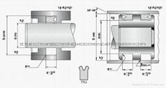 TTU 280-250-18 油封