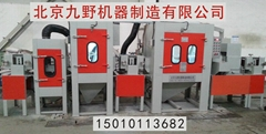 SS-094 Automatic special liquid sandblasting machine for Strip parts