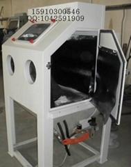 手动小型 除锈干喷砂机