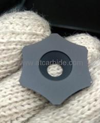 Hexagonal Inserts DET7  ROMX Tube Scarfing Insert