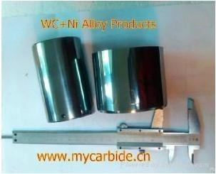Wc And Ni Cemented Carbide Products 1
