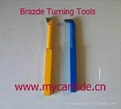 Brazed Turning Tools