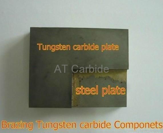 Brazing Tungsten Carbide Components 1