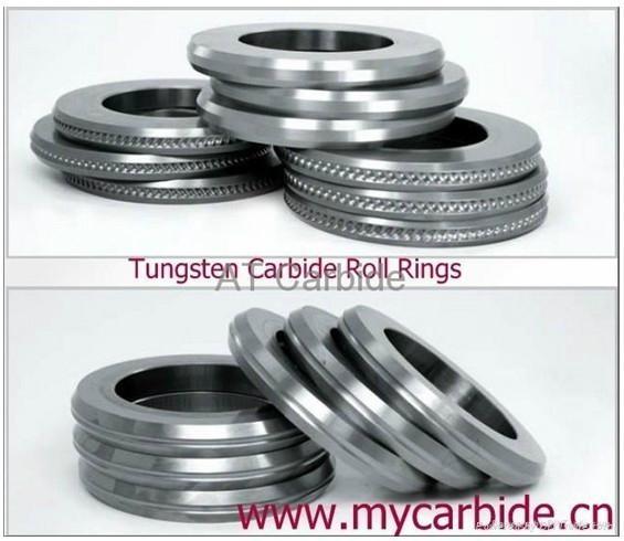 Tungsten Carbide Rolls 1