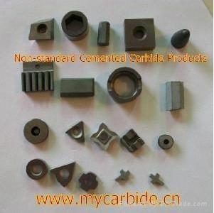 Non-standard Cemented Carbide Tools 1