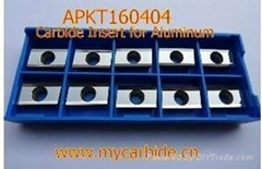 Apkt160404 Carbide Insert For Non-ferrous Alloy