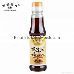 Sesame Seed Oil 100% Pure Sesame Oil