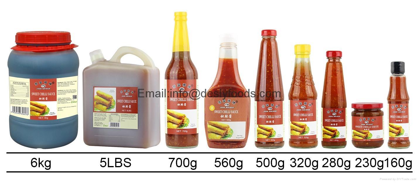 Thai Style Sweet Chilli Sauce 5