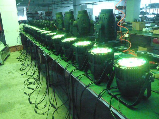 led 防水帕燈/LED婚慶演出燈光 4