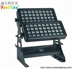 72顆10W 4合1 LED 洗牆燈/投光燈/戶外LED燈