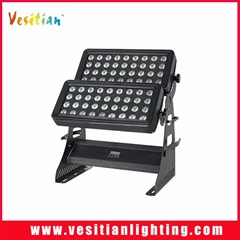 72*10W 4in1 LED Wall Washing Lights /LED city color /LED outdoor light