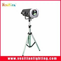 7R30w Beam Follow Spot light