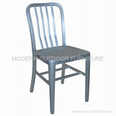 Navy Furniture Aluminum Navy Chairs