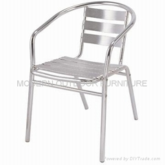 Outdoor furniture-Aluminum chair