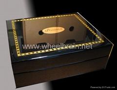 派克限量版木盒