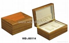 木制手表盒
