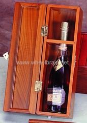 Teak Wine Box