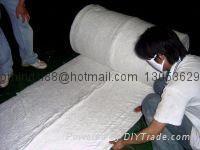 fiberglass insulation mat