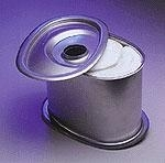 Fiberglass Needle Mat For Muffle System