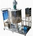 shampoo production equipment