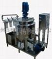 High-tech laundry detergent production