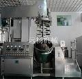 100L Hydraulic homogenizer  vacuum